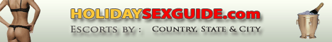 Holiday Sex Guide, The Escorts Directory.